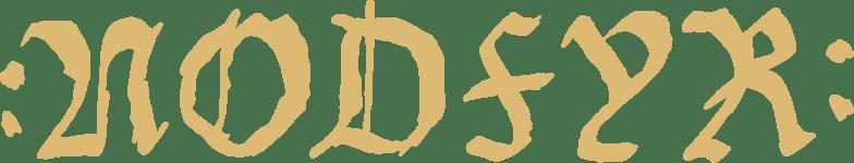:Nodfyr: logo
